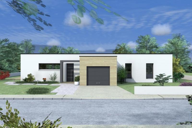 Maison  5 pièces + Terrain 771 m² Saint-Pierre-des-Échaubrognes par Alliance Construction Cholet