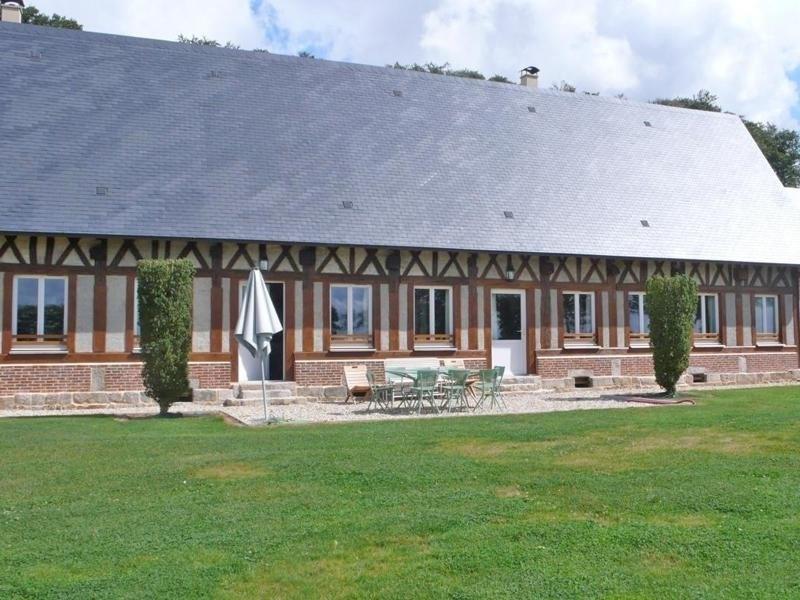 Location vacances Doudeville -  Maison - 8 personnes - Barbecue - Photo N° 1