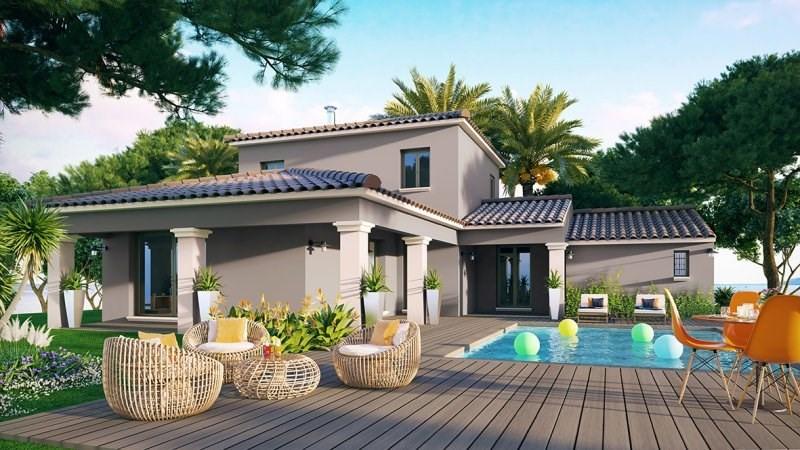 Maison  4 pièces + Terrain 1196 m² Ste Maxime par PCA MAISONS - LE MUY