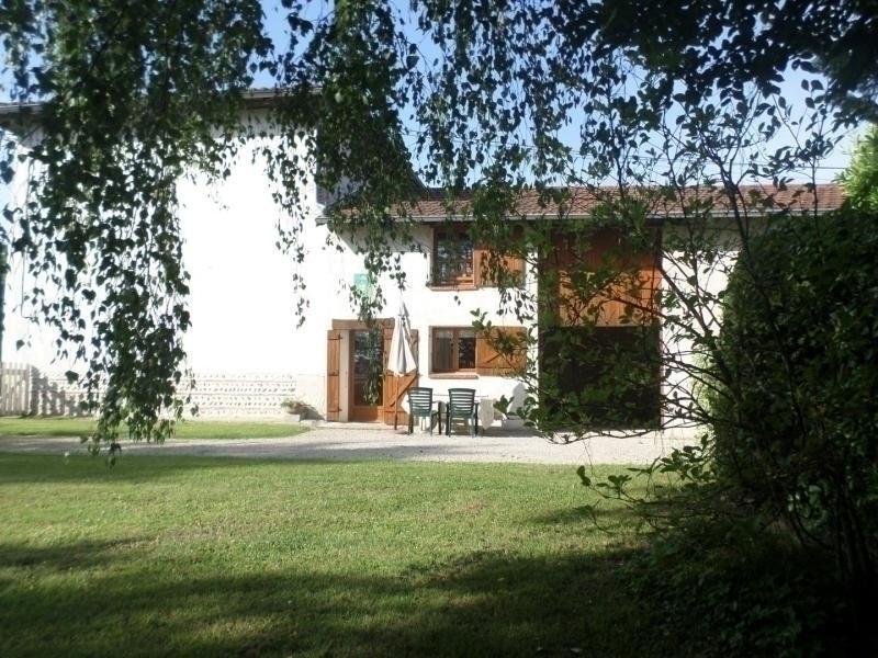 Location vacances Villette-sur-Ain -  Maison - 4 personnes - Barbecue - Photo N° 1