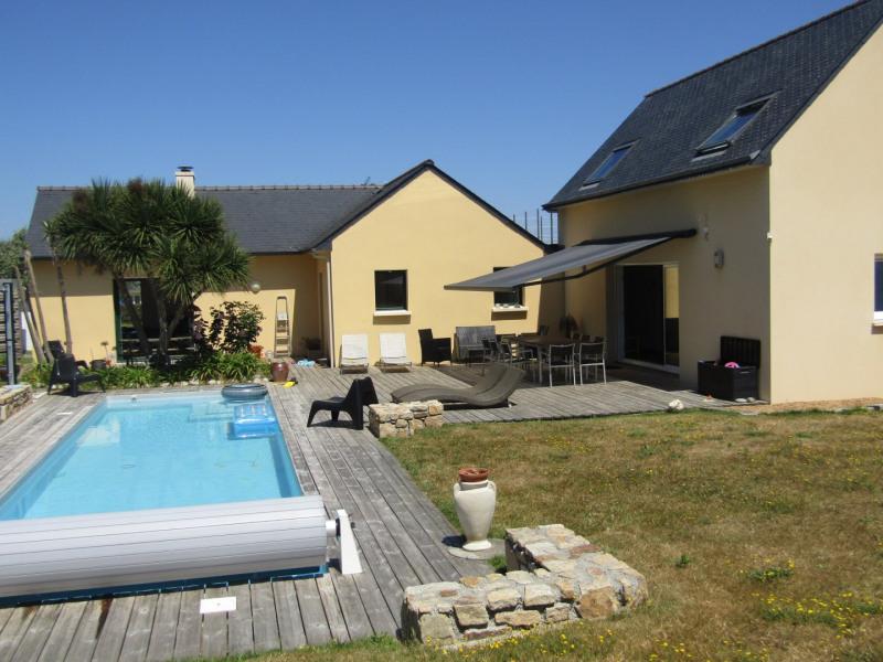 Location vacances Plouguerneau -  Maison - 12 personnes - Barbecue - Photo N° 1