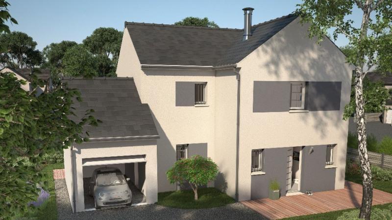 Maison  4 pièces + Terrain 300 m² Montmagny par maisons evolution