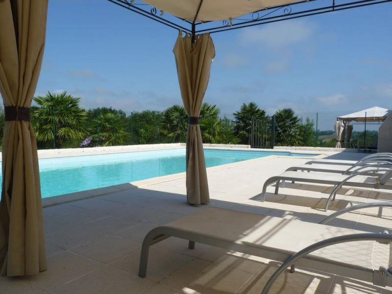 Gite au pied des Pyrénées, piscine chauffée, WIFI, salle jeux - remise en forme