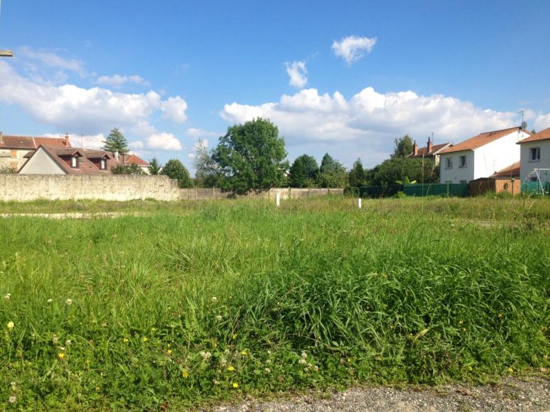 Vente terrain saint dizier 477m 42545 for Combien coute un terrain constructible