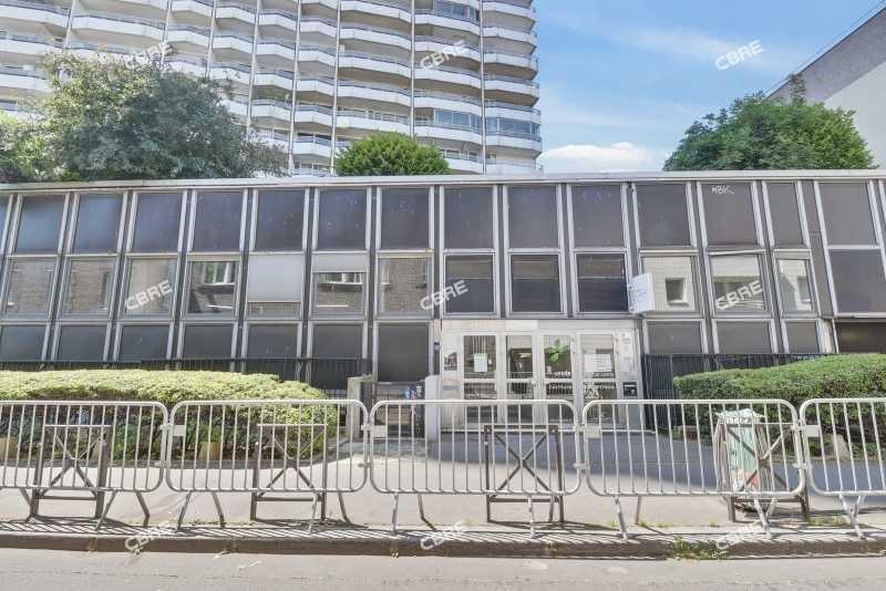 Location Bureau Paris 18ème