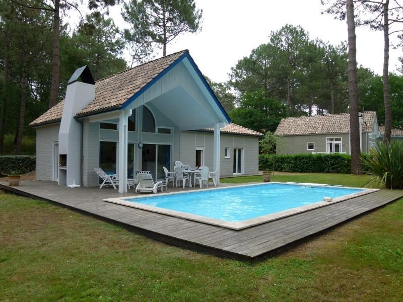 Location vacances Biscarrosse -  Maison - 4 personnes - Barbecue - Photo N° 1
