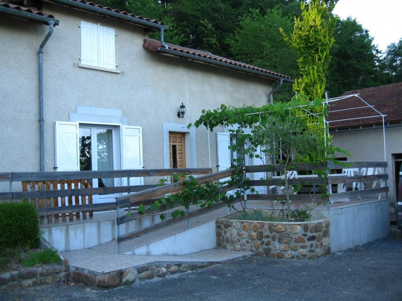 Location vacances Marquerie -  Appartement - 8 personnes - Barbecue - Photo N° 1