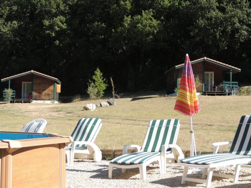 Ferienwohnungen Les Tourrettes - Hütte - 5 Personen - Grill - Foto Nr. 1