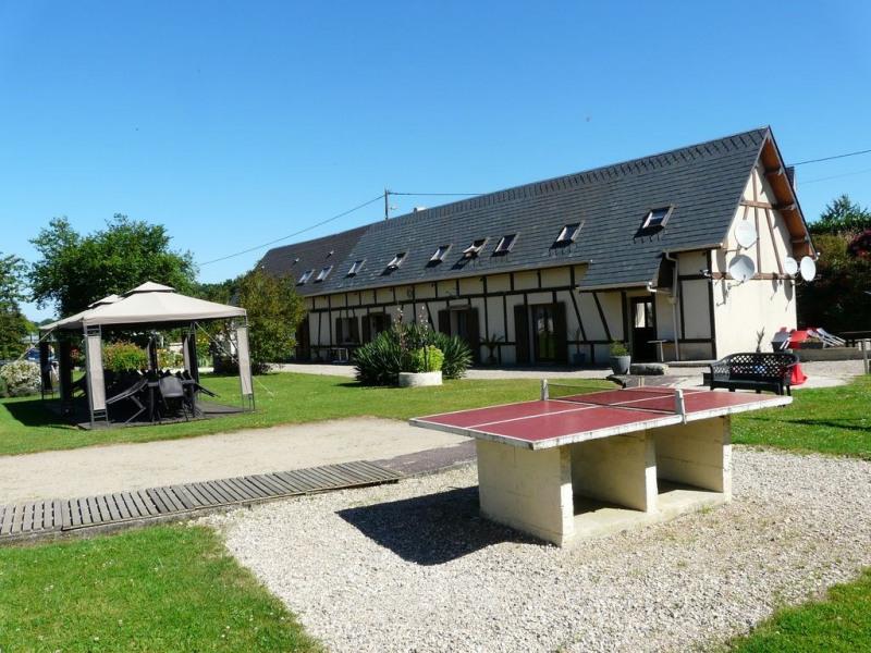Grande maison normande de standing 14 à 24 personnes+piscine chauffée sur 3 ha