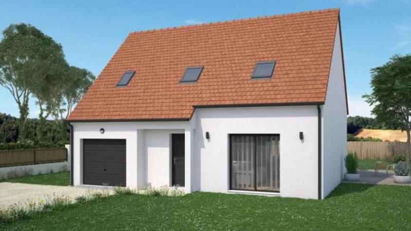 Maison  4 pièces + Terrain 861 m² Saint-Martin-sur-Ocre par maisons ericlor