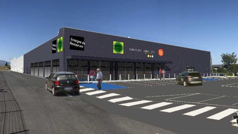 Location Boutique Clermont-l'Hérault
