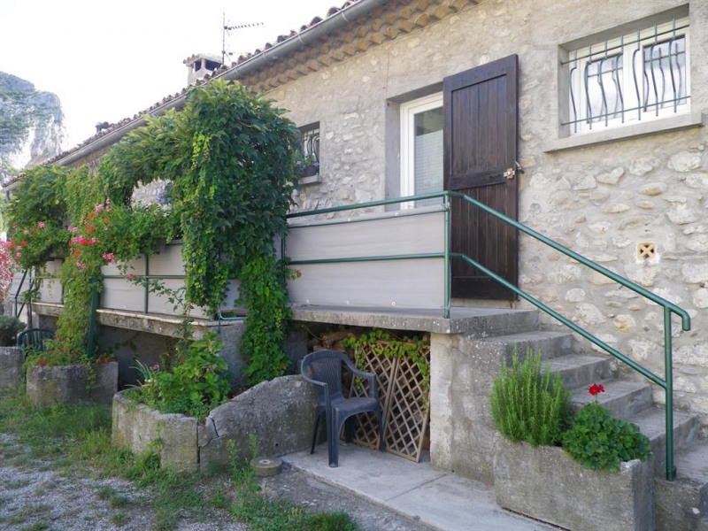 Location vacances Sisteron -  Appartement - 2 personnes - Barbecue - Photo N° 1