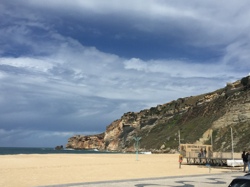 Holiday rentals Nazaré - Apartment - 6 persons - Cable/satellite TV - Photo N° 1