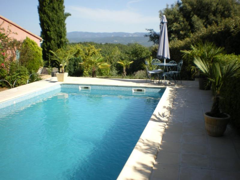 Location vacances Roussillon -  Gite - 3 personnes - Barbecue - Photo N° 1