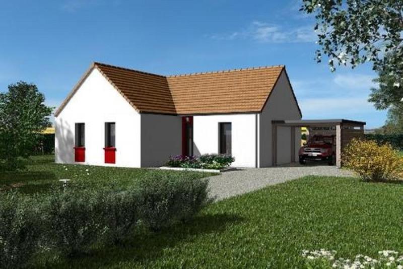 Maison  4 pièces + Terrain 510 m² Saint-Hilaire-la-Forêt par PRIMEA LOGIS DE VENDEE