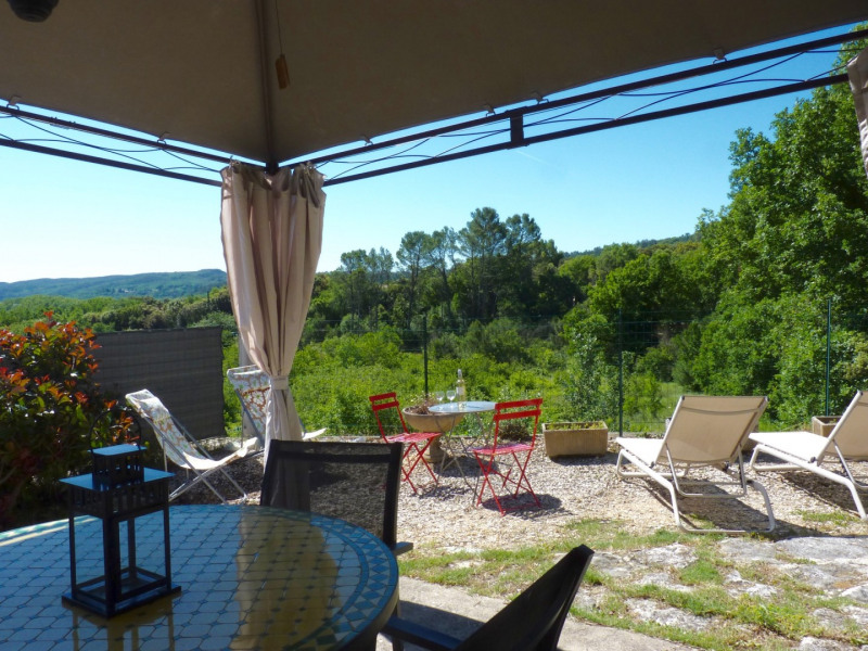 Location vacances Goudargues -  Gite - 4 personnes - Barbecue - Photo N° 1