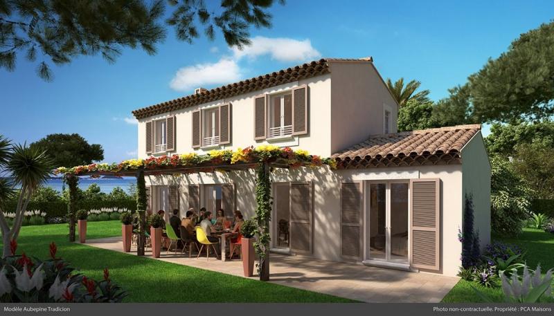 Maison  5 pièces + Terrain 1341 m² Evenos par PCA MAISONS - OLLIOULES