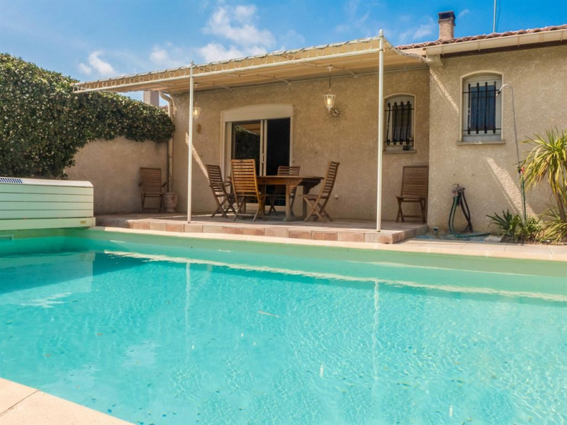 Location vacances Narbonne -  Maison - 4 personnes - Barbecue - Photo N° 1