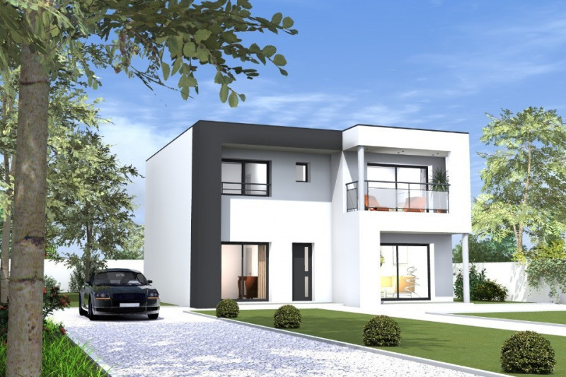 Maison  6 pièces + Terrain 1000 m² Fourqueux par MAISONS BERVAL - AGENCE DU VESINET