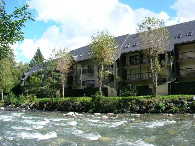 Location vacances Saint-Lary-Soulan -  Appartement - 6 personnes - Salon de jardin - Photo N° 1