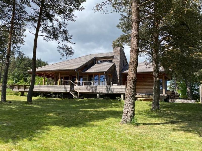 Location vacances Le Chambon-sur-Lignon -  Maison - 10 personnes - Barbecue - Photo N° 1