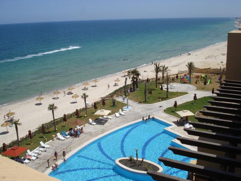 Location vacances Hammam Chott -  Appartement - 4 personnes - Jardin - Photo N° 1