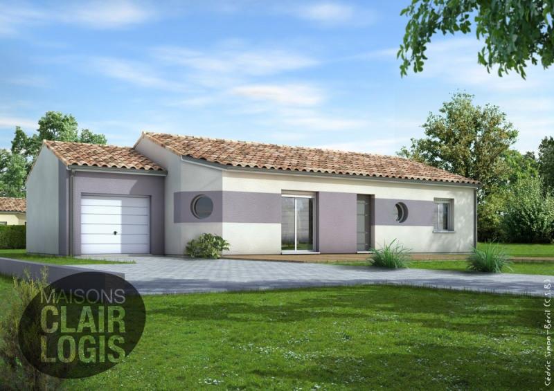 Maison  4 pièces + Terrain 953 m² Albias par MAISONS CLAIR LOGIS Caussade