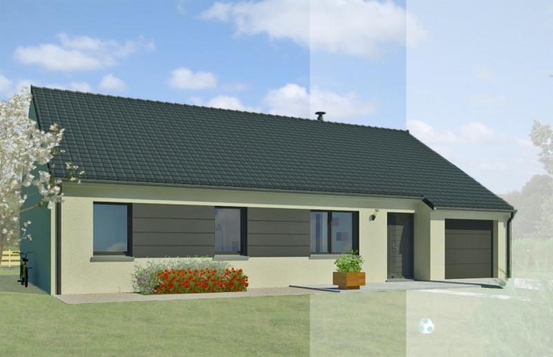 Maison  4 pièces + Terrain 750 m² Saint-Léger-en-Bray par MAISON FAMILIALE BAILLET en FRANCE