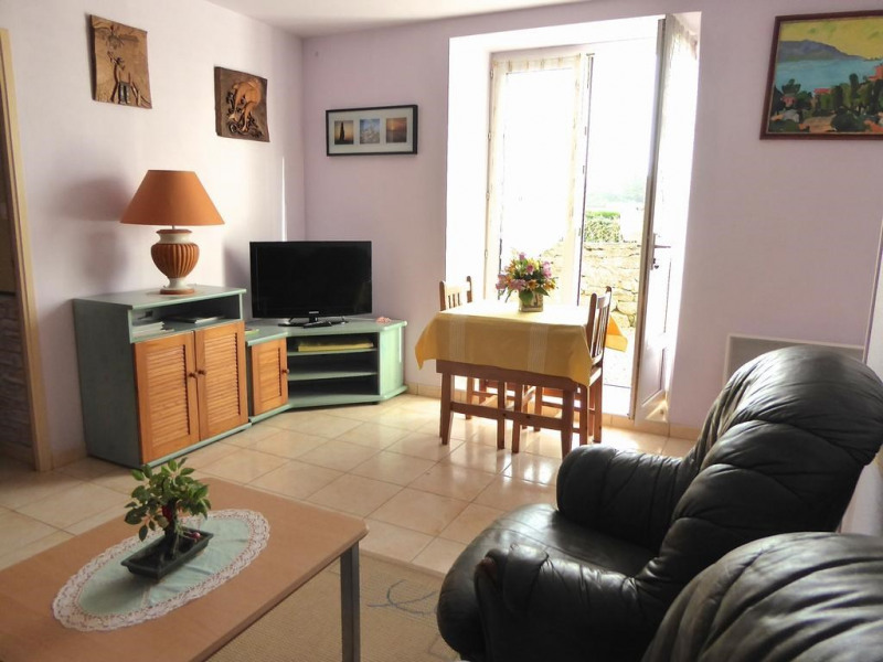 Holiday rentals Plouescat - Apartment - 2 persons - BBQ - Photo N° 1