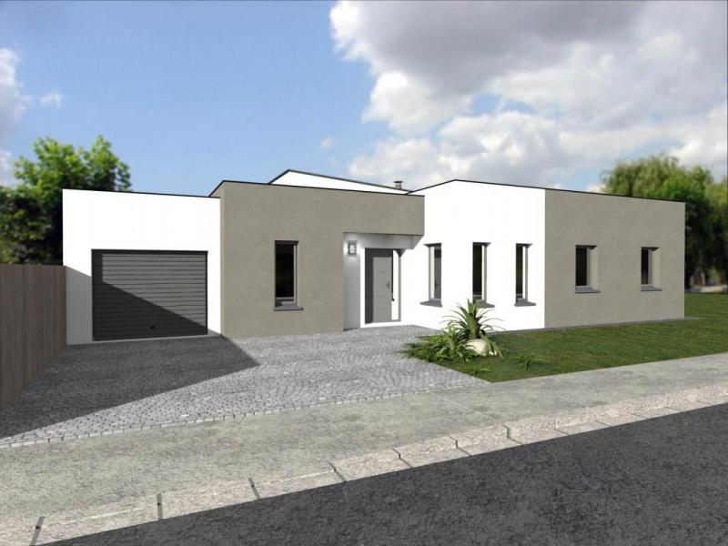 Maison  5 pièces + Terrain 599 m² Saint-Barthélemy-d'Anjou par ALLIANCE CONSTRUCTION ANGERS