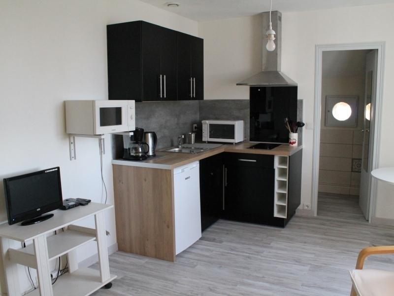 Location vacances La Roche-Posay -  Appartement - 2 personnes - Télévision - Photo N° 1