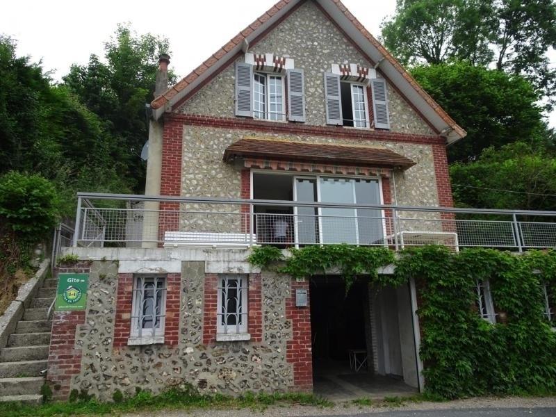Location vacances Veulettes-sur-Mer -  Maison - 5 personnes - Barbecue - Photo N° 1