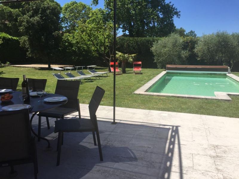Location vacances Saint-Rémy-de-Provence -  Maison - 10 personnes - Barbecue - Photo N° 1
