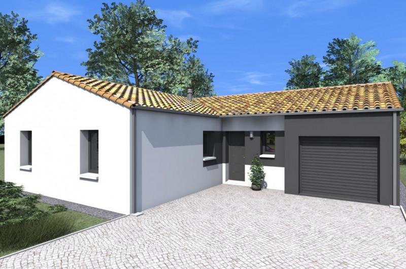 Maison  5 pièces + Terrain 409 m² Villedieu-la-Blouère par Alliance Construction Cholet