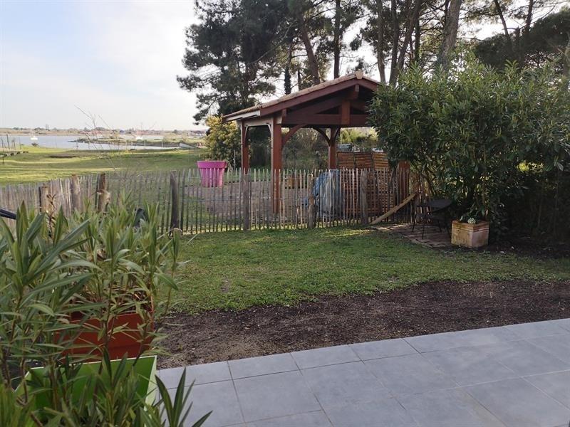 Maison en première ligne, quartier Aiguillon vue sur le bassin pour 4 personnes