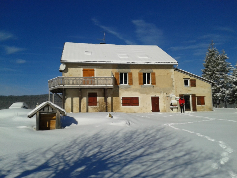 Holiday rentals Les Rousses - Apartment - 8 persons - Garden - Photo N° 1