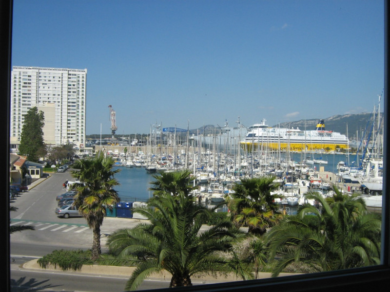 Holiday rentals Toulon - Apartment - 2 persons - Balcony - Photo N° 1