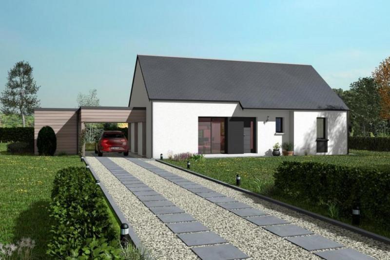 Maison  4 pièces + Terrain 603 m² Candé-sur-Beuvron par maisons PRIMEA