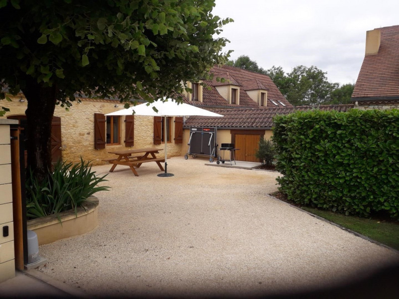 Location vacances Nadaillac-de-Rouge -  Gite - 6 personnes - Barbecue - Photo N° 1