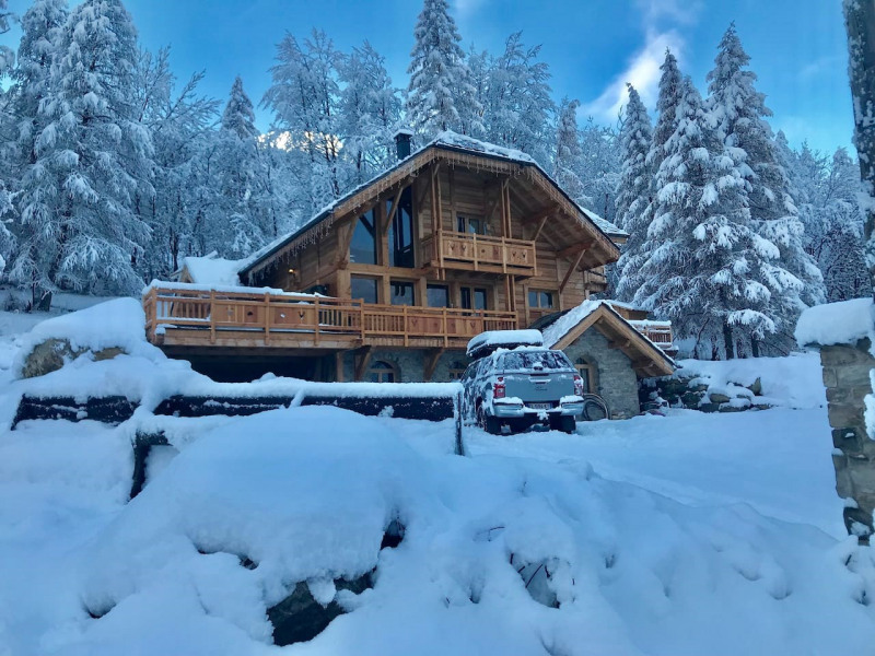 Chalet Du Grand Cerf - 10per / jacuzzi/ sauna / billard