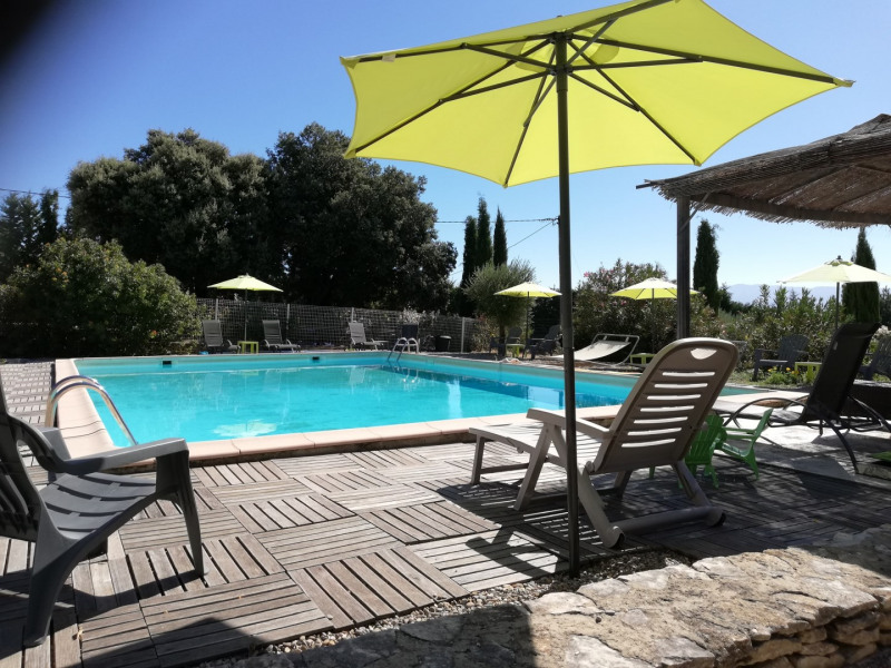 Location vacances Saint-Saturnin-lès-Apt -  Maison - 5 personnes - Barbecue - Photo N° 1