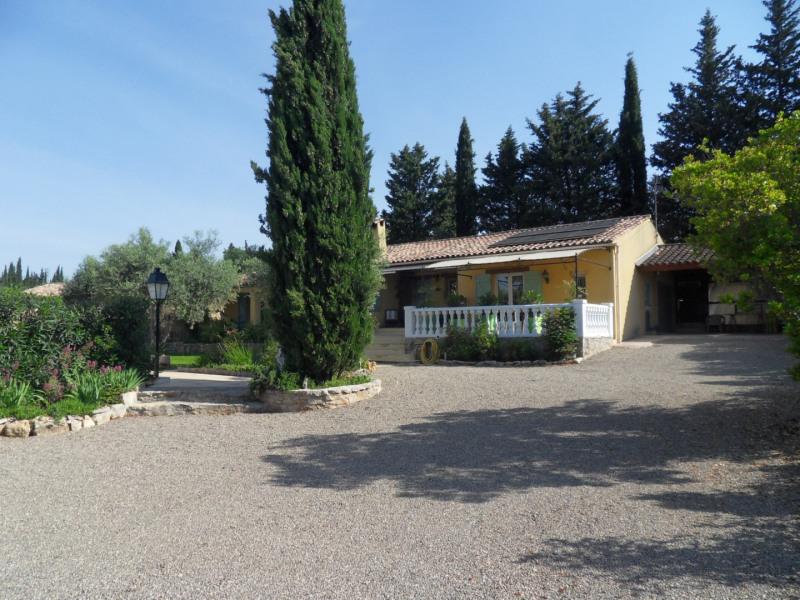 Location vacances Lorgues -  Gite - 5 personnes - Barbecue - Photo N° 1