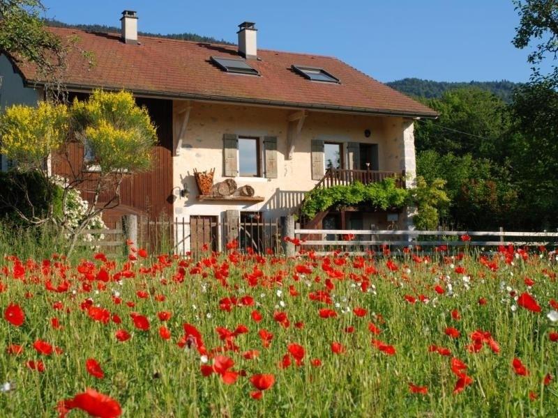 Location vacances Divonne-les-Bains -  Maison - 2 personnes - Barbecue - Photo N° 1