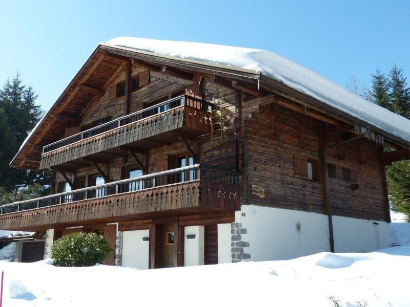 Location vacances La Clusaz -  Maison - 11 personnes - Télévision - Photo N° 1