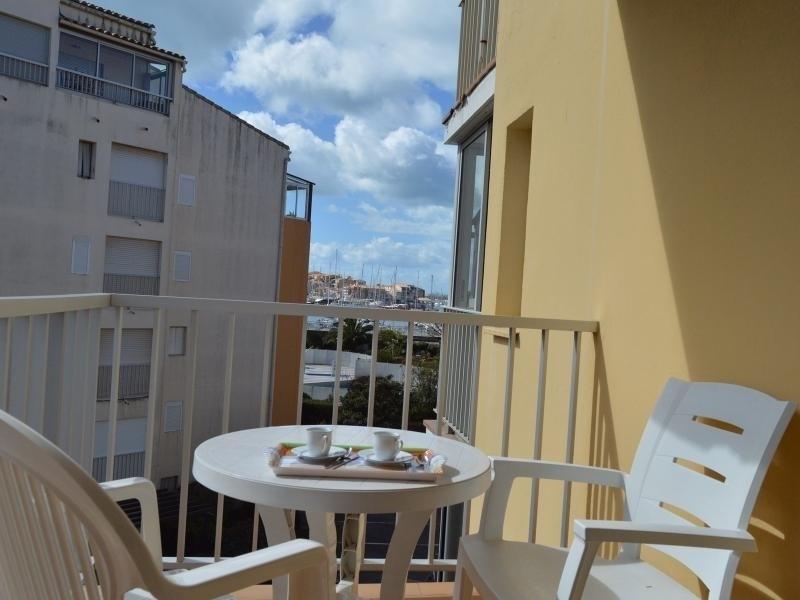 Appartement studio 2 couchages Cap d'Agde