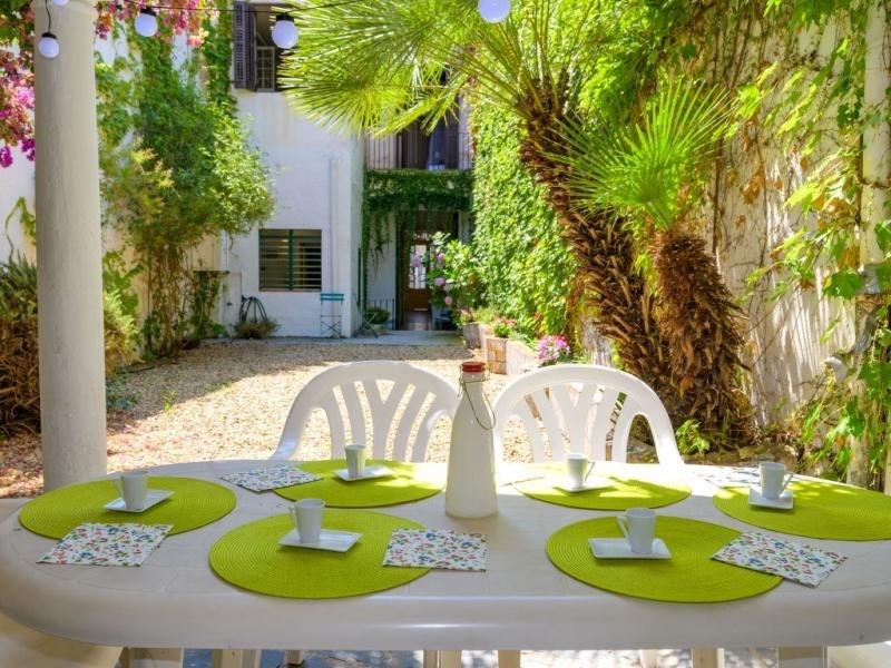 Location vacances el Masnou -  Maison - 6 personnes - Jardin - Photo N° 1