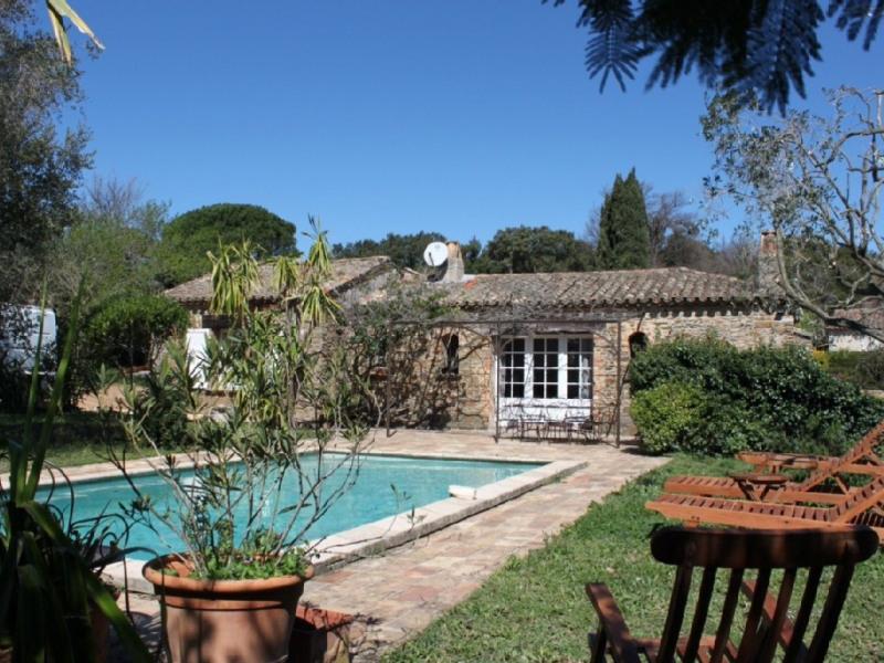 Jolie villa provençale, calme, jardin ombragé 1500m2 et piscine privée