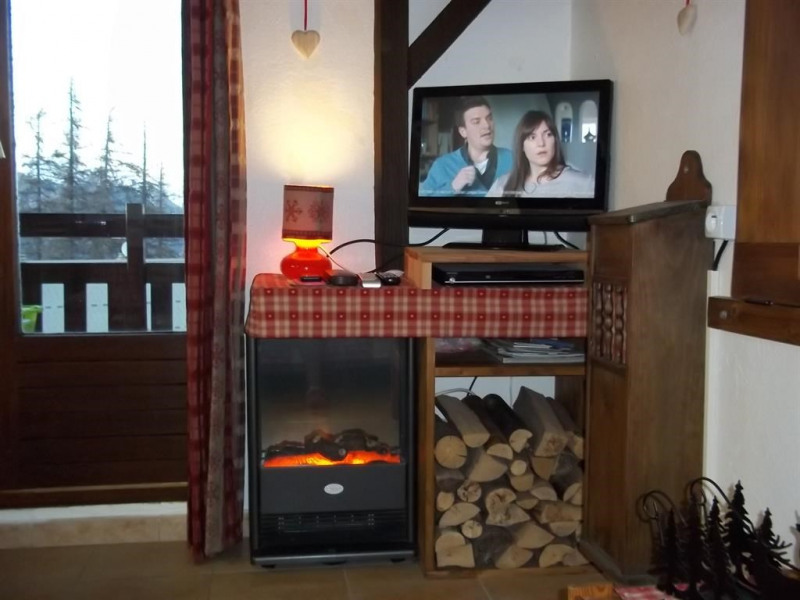Holiday rentals Risoul - Apartment - 4 persons - Cable/satellite TV - Photo N° 1
