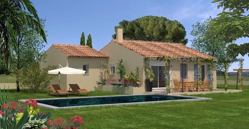 Maison  5 pièces + Terrain 1250 m² Draguignan par MAISON D'EN FRANCE MIDI MEDITERANNEE SALON