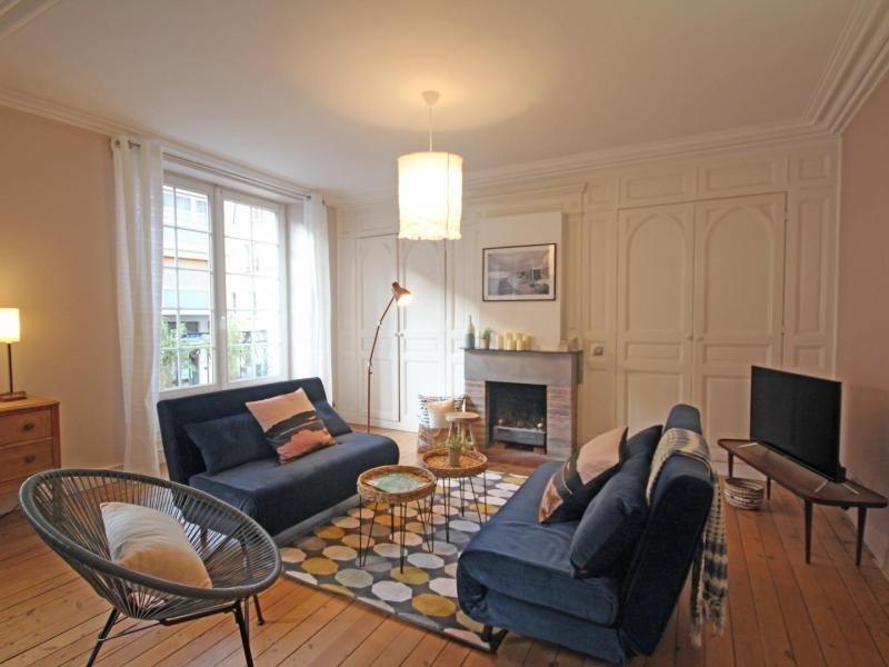 Location vacances Dieppe -  Appartement - 4 personnes - Télévision - Photo N° 1
